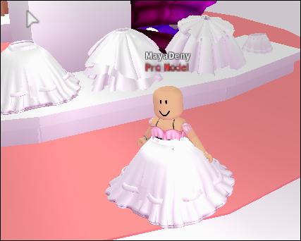 Roblox Wedding Dress