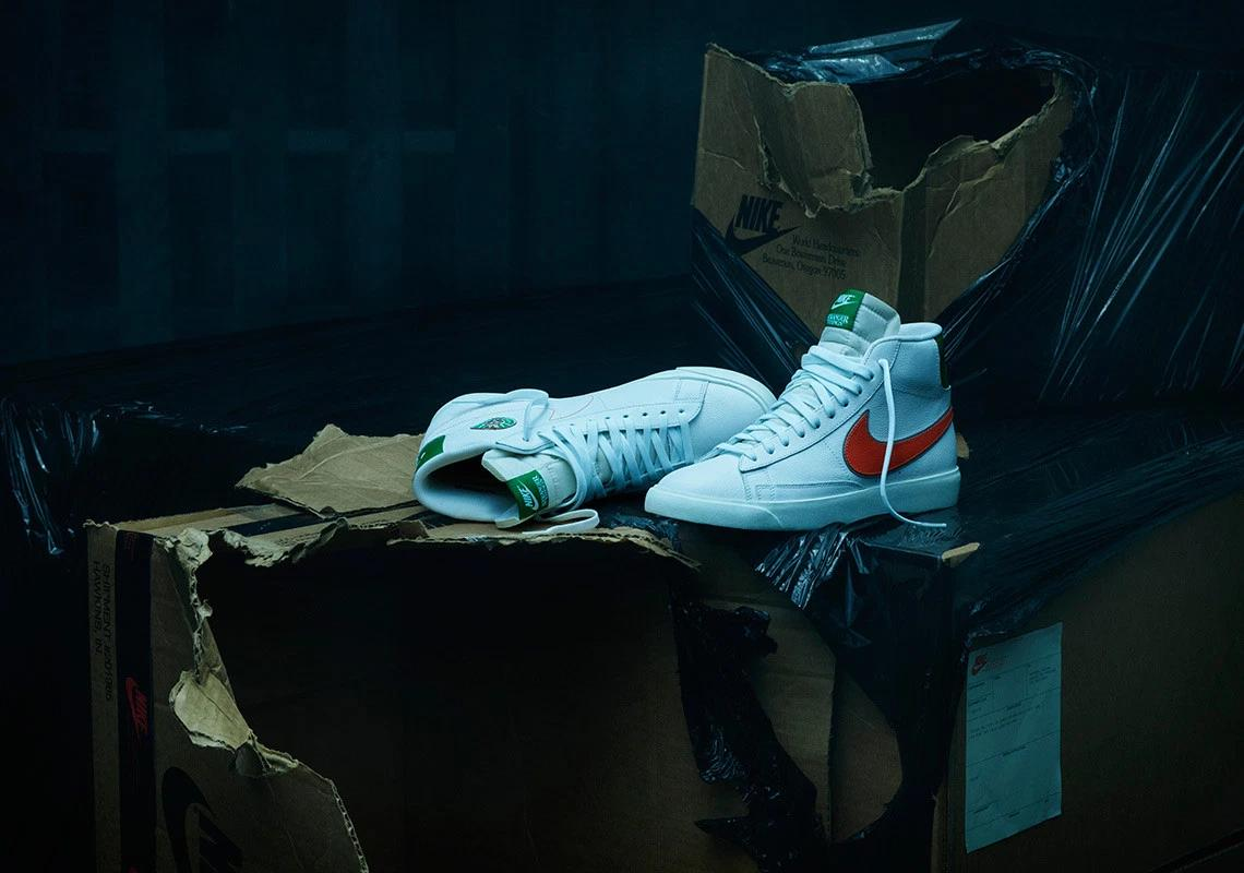 """Stranger Things x Nike """"OG Pack/Independence Day"""" Release Date: July 1st, 2019 bit.ly/2iTeUH7 bit.ly/2iTeUH7"""