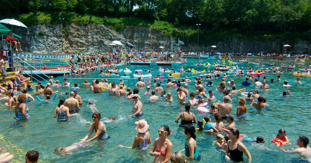 Peeing in the pool is actually really bad for you http://pops.ci/bVR7MV