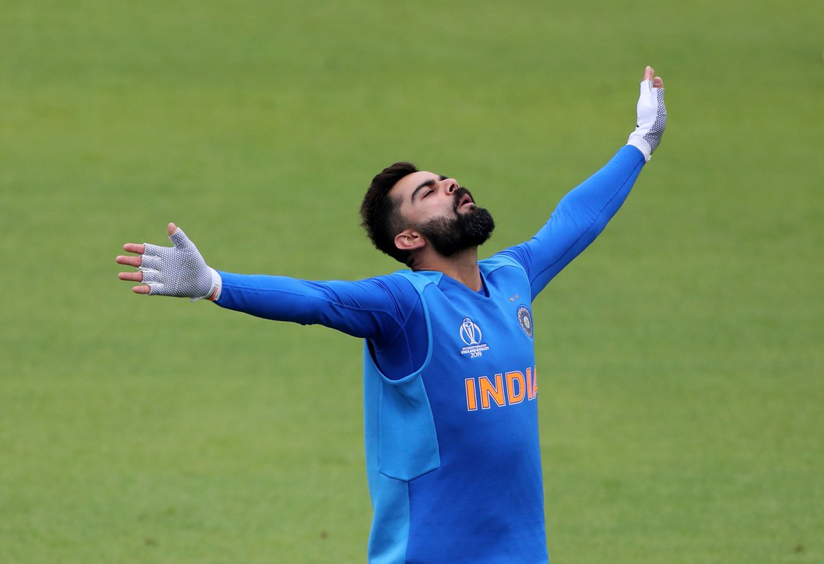 Virat Kohli has urged his teammates to stay 'professional' against Pakistan ind.pn/2KRoNFt #CWC19