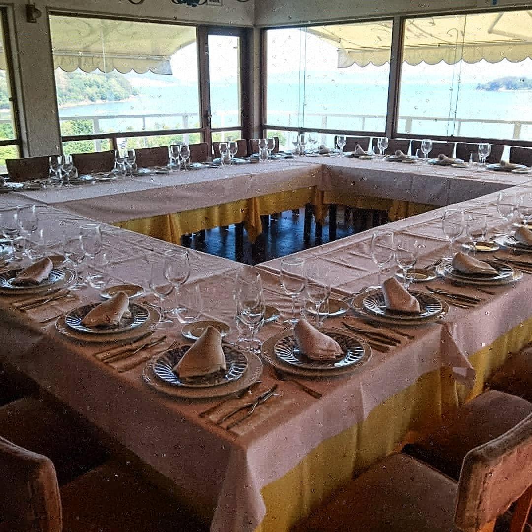Restaurante A Cabana On Twitter Tu Mesa En La Ria