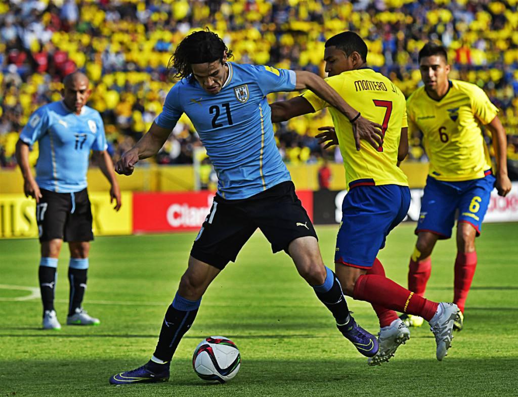 #CopaAmérica2019   Uruguay mide su poderío ante Ecuador en Belo Horizonte