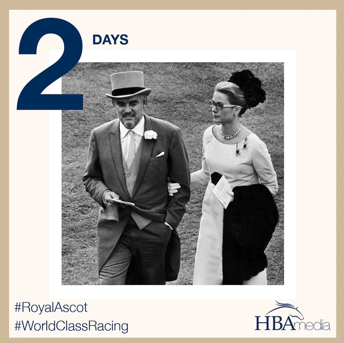 Prince Rainier III and Grace Kelly, Princess of Monaco enjoying a day at Royal Ascot #RoyalAscot #worldclassracing #princerainieriii #princessofmonaco #gracekellypic.twitter.com/wYRj8qJRj8