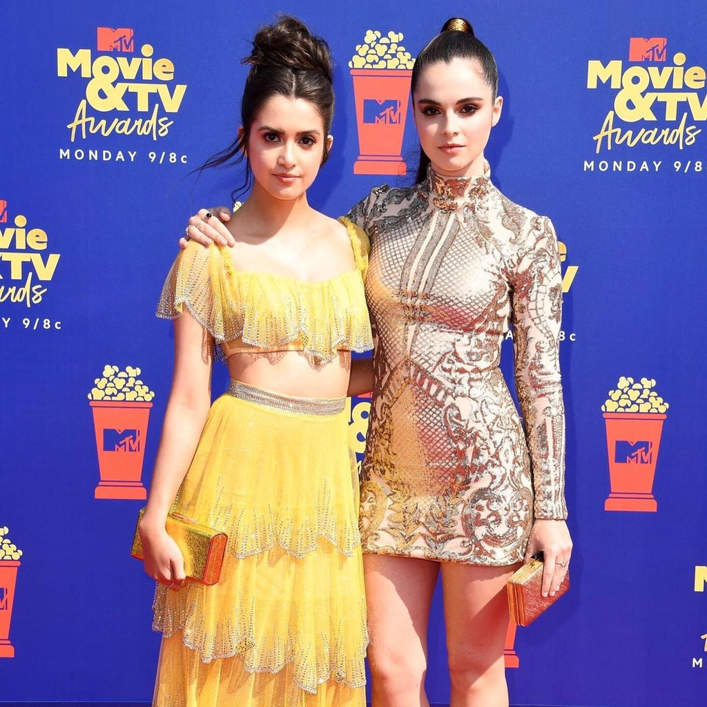 2019 MTV Movie & TV Awards 💙 @mtv