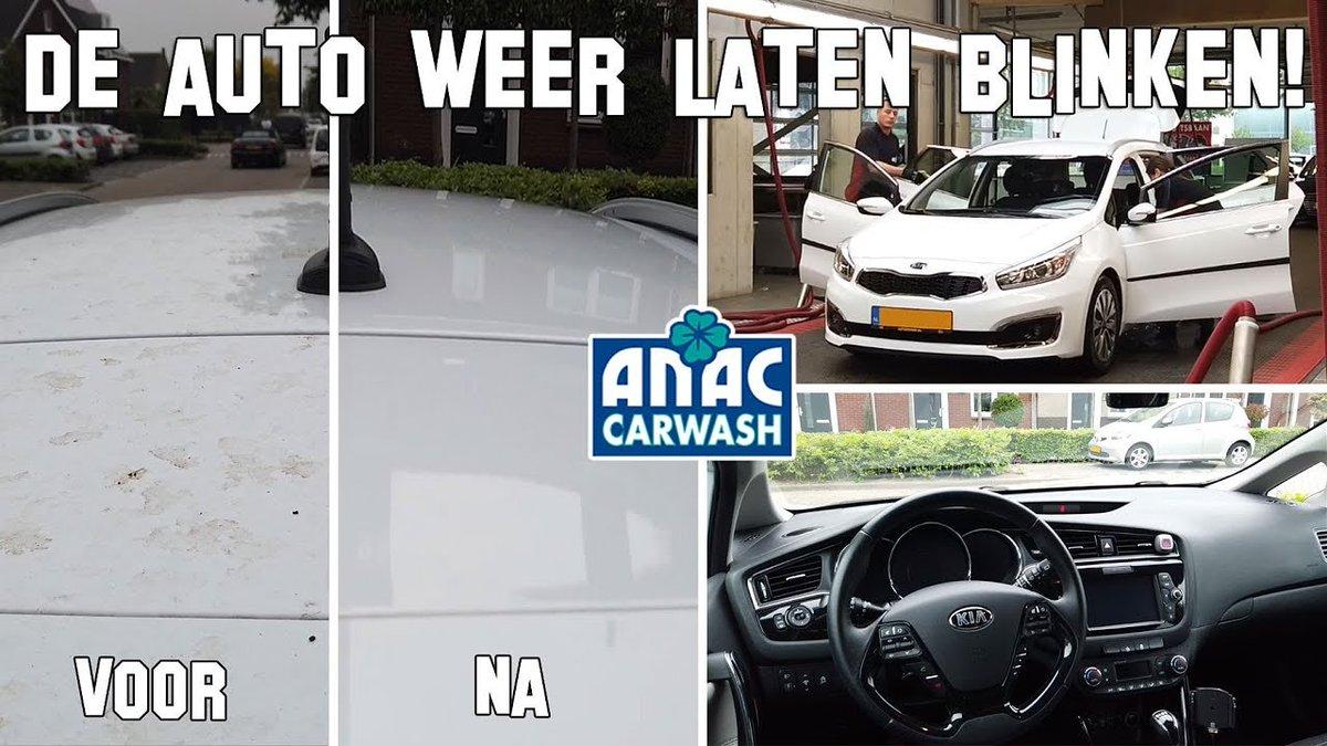 Na een paar dagen het land door te zijn gereden was de auto dusdanig vuil geworden dat deze goed schoon gemaakt moest worden. In deze video neem ik jullie mee naar Anac Carwash in Breda.   Check de vlog op: https://youtu.be/vuWQSogRpVs  #anac #carwash #Breda