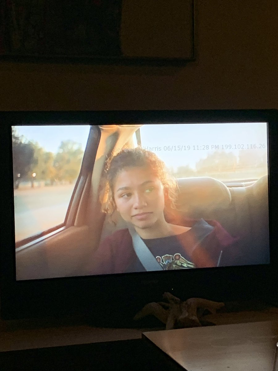 Im so excited to everyone gets to see #Euphoria tomorrow. Sam, an Aries, wrote an iconic Virgo ♎️ Rue played by  brilliantly by @Zendaya (also a Virgo ♍️).   Watch it on @HBO and die like me.