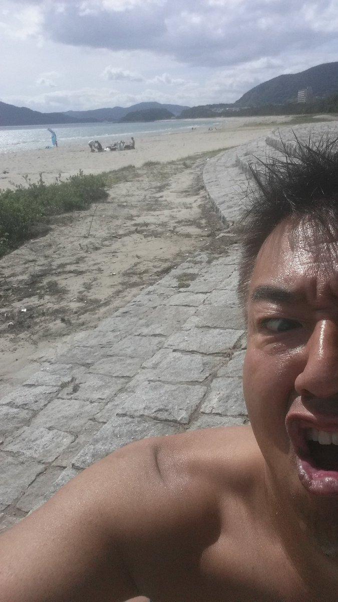 そして ☀を求め虹ヶ浜海岸へ! https://t.co/IGGNQt7Tsg