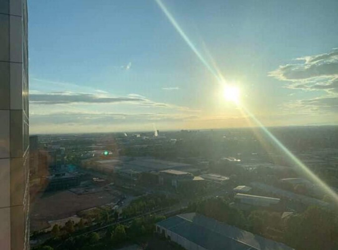 Weather in Manchester is clear ☀️🌦only 22% chances for dropping on the ground. India vs Pakistan match is gonna be started by 3 pm(IST). Let's hope the match would be in a good play between the teams 👍👍