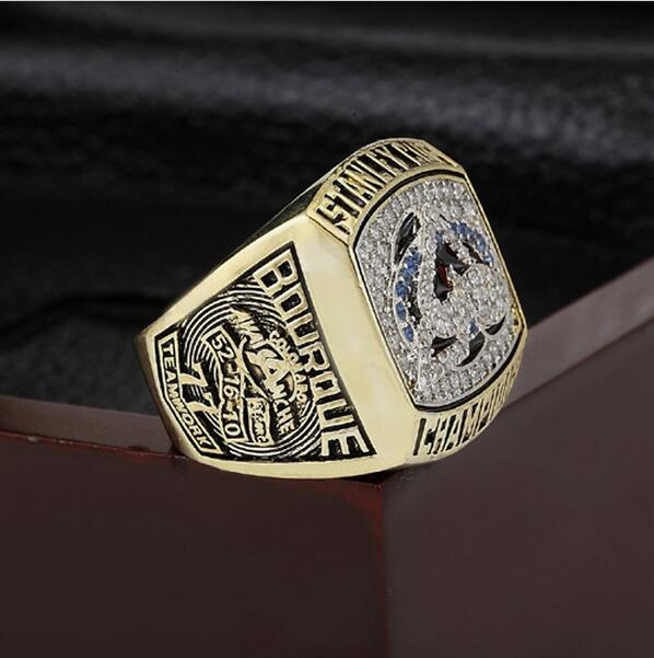 Colorado Avalanche 2001 NHL Stanley Cup Championship Ring -  https://biggamer ... https://t.co/1dYBR6zpaa https://t.co/BEiyiS5ljC