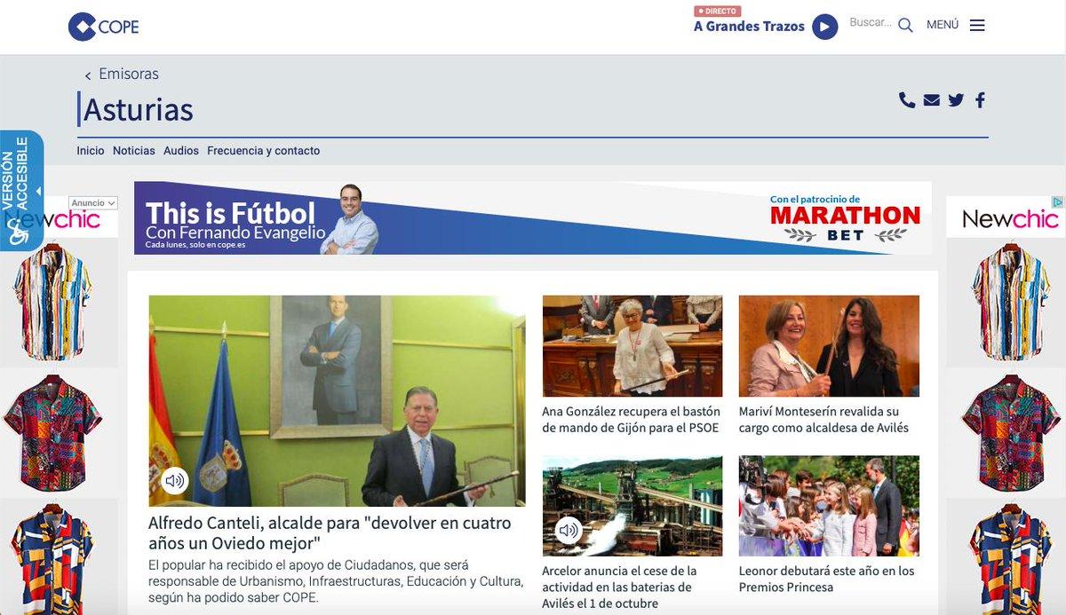 Así han sido los Plenos de constitución de #Oviedo, #Gijón y #Aviilés:  ➡️ @canteli_alfredo, alcalde de @aytoviedo: https://www.cope.es/emisoras/asturias/noticias/directo-pleno-constitucion-del-ayuntamiento-oviedo-20190615_437275…  ➡️ @AnaGlezGijon, alcaldesa de @gijon: https://www.cope.es/emisoras/asturias/noticias/directo-pleno-constitucion-del-ayuntamiento-20190615_437250…  ➡️ @Mvmonteserin, alcaldesa de @AytoAviles: https://www.cope.es/emisoras/asturias/noticias/directo-pleno-constitucion-del-ayuntamiento-aviles-20190615_437308…