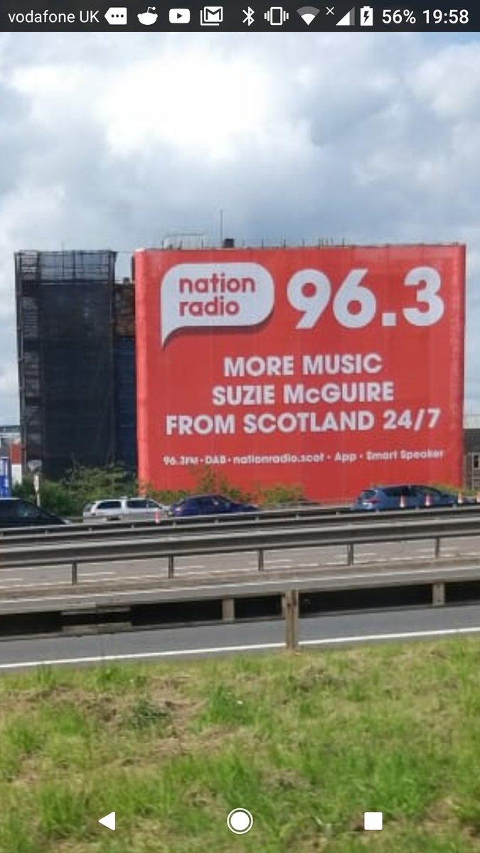 How Good Is This? Tune In To @NationScotland 96.3FM nationradio.scot For All Your Radio Requirements #dinkydoo #FathersDay #SundayThoughts #SundayMotivation #SundayMorning #Radio #music #NEWS #glasgow #Scotland #advertisement #listening #Listen #mustlisten Tell Ten To Tell