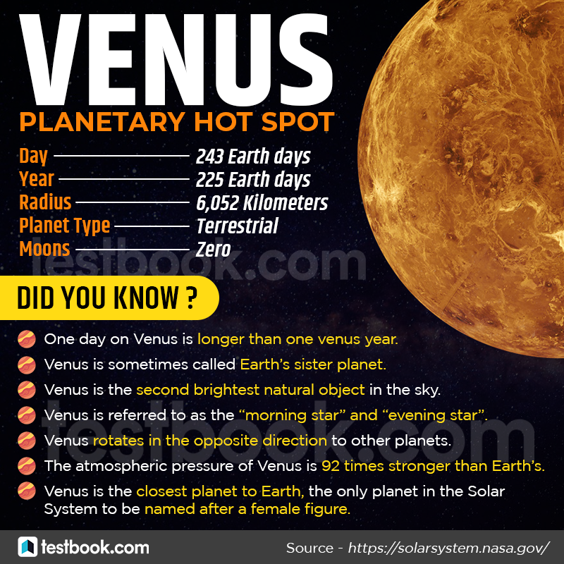 venus atmosphere facts - 800×800