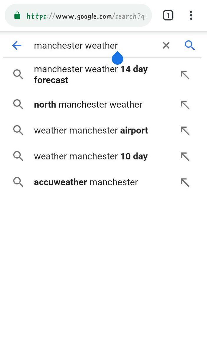 Manchester Weather 14 Day Forecast