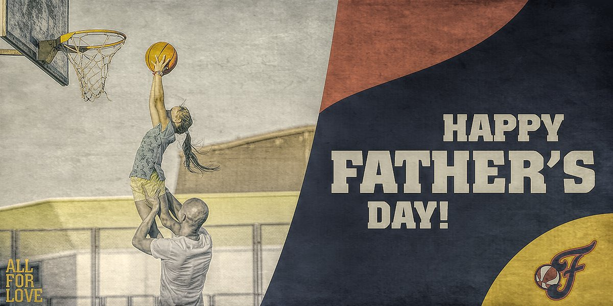 Happy #FathersDay to all of the wonderful #Fever dads out there! 💛💙❤️  #Fever20 #AllForLove