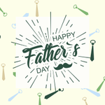 Image for the Tweet beginning: Happy #FathersDay!  Whether you
