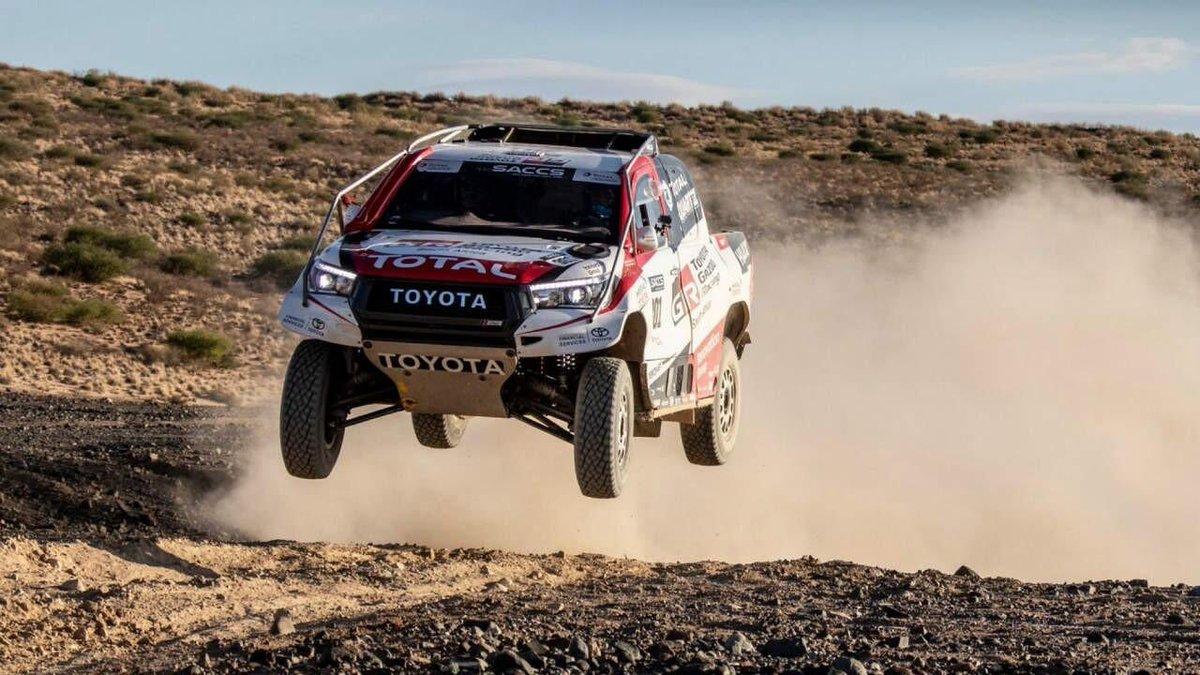 Next challenge for Nando, Dakar 2020 <br>http://pic.twitter.com/CHT7Zy7hvk