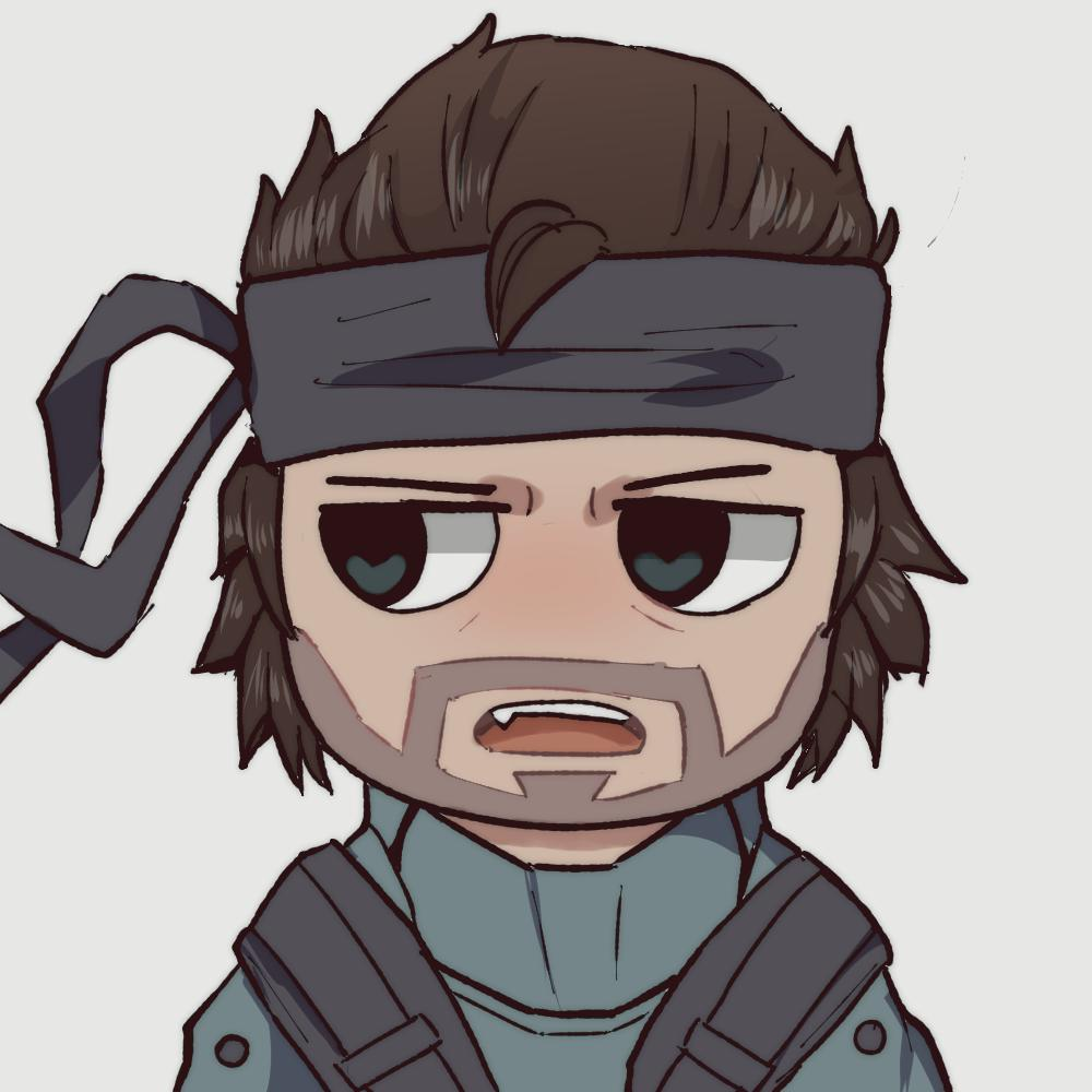 Chase على تويتر Solid Snake Icons Mgs Metalgearsolid