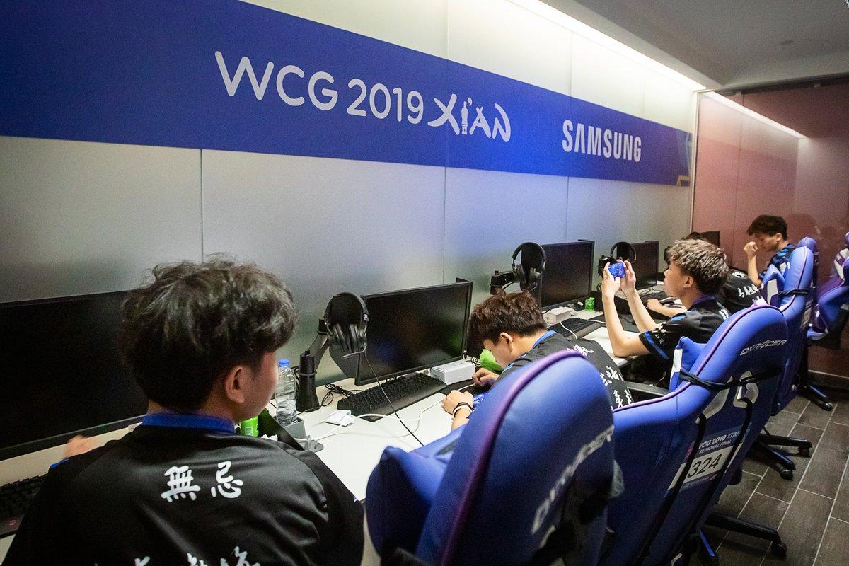 World Cyber Games (WCG) (@wcg2019xian)   Twitter