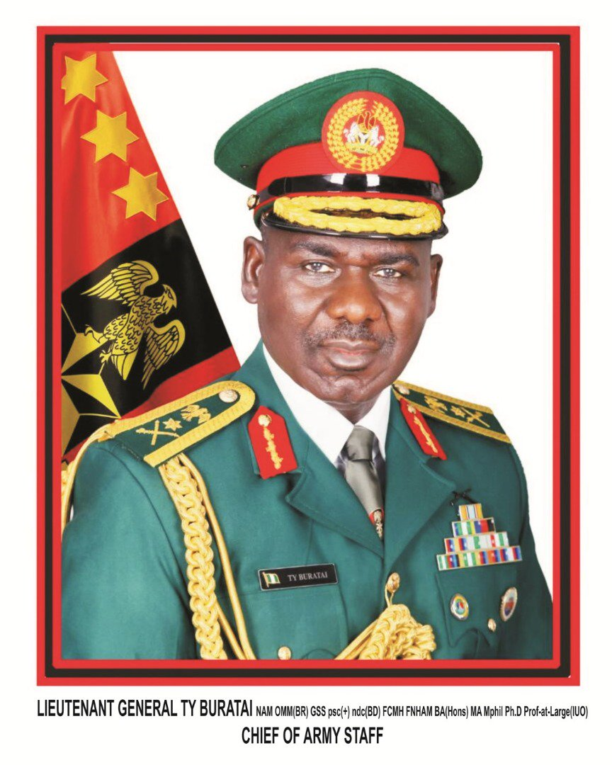 The Chief of Army Staff (COAS), Nigerian Army, Lieutenant General Tukur Yusufu Buratai has been invited to speak at the first ever Global Antiterrorism and Counterterrorism Conference and Workshop in London, United Kingdom, on the 17 of June 2019. <br>http://pic.twitter.com/yXCp3hmzWP