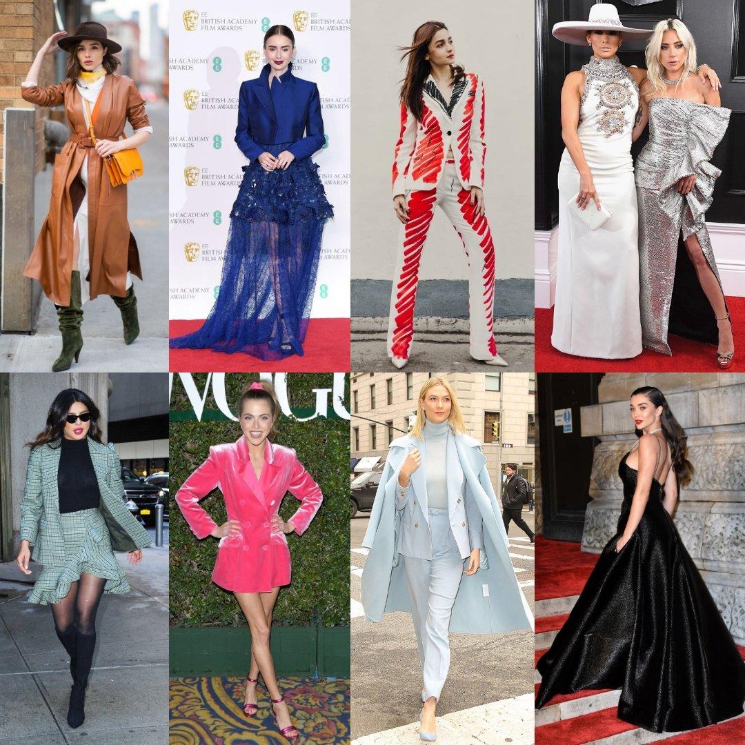 My Favorite Looks of The Week | February 10th - February 16th  Alia Bhatt Anne Winters Jennifer Lopez & Lady Gaga Karlie Kloss Kendall Jenner Lily Collins  Olivia Culpo Priyanka Chopra  https://t.co/ufDcFOzgZv  #redcarpet #bestdressed #streetstyle #fashion #tzsblog #indianblogger https://t.co/0OmKQvhWPB