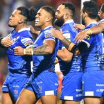 Image for the Tweet beginning: Our Samoan boys are ready!  🇼🇸