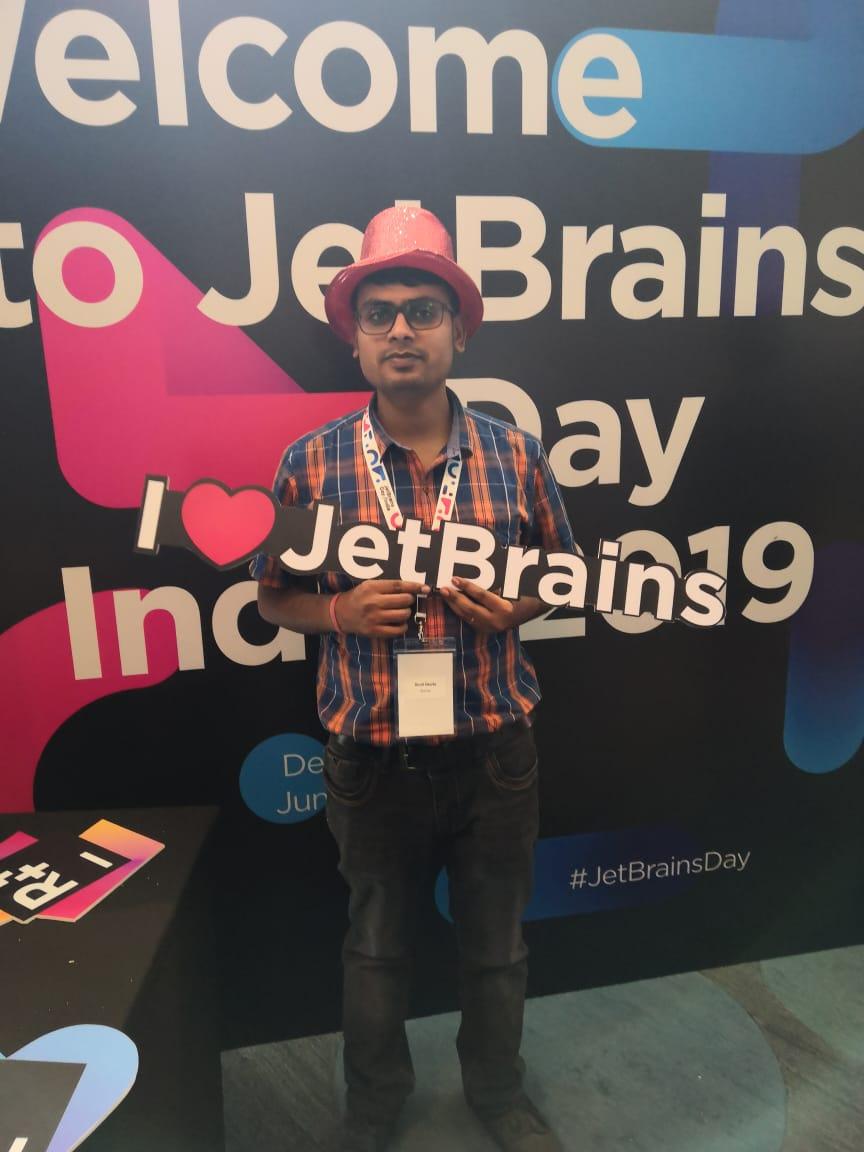 jetbrains hashtag on Twitter
