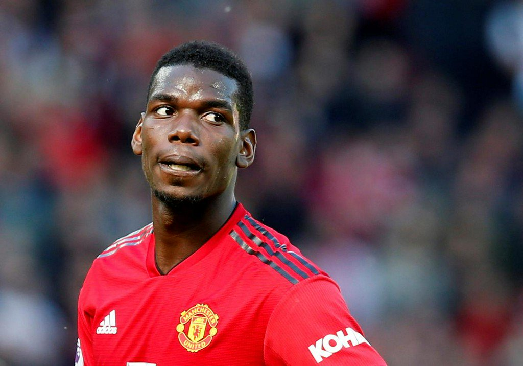 Pogba hints at move away from Manchester United https://reut.rs/2WK0joM