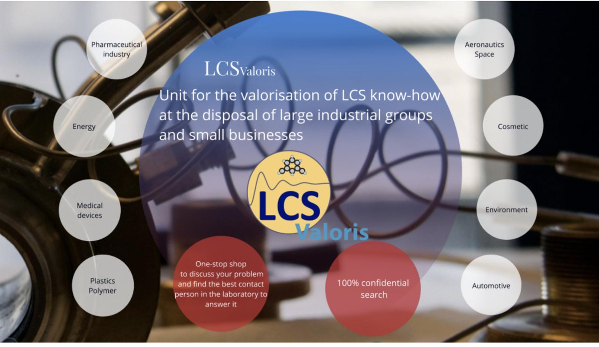 🆕LCS Valoris page has been updated. Feel free to contact us for your #analysis and development R&D requests. We are at your disposal to answer your questions ! ▶️https://t.co/eMnpqfKe0x  @ENSICAEN @CNRS @CNRS_Normandie  @Universite_Caen @INC_CNRS @normandieuniv @Reseau_Carnot