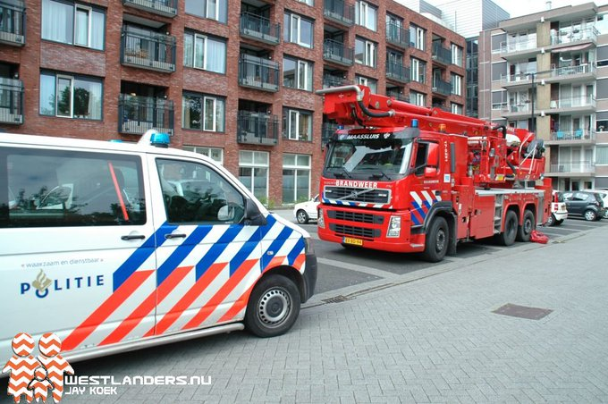 Kleine brand bij dienstencentrum De Vloot https://t.co/pVCO0N8QO1 https://t.co/EHGCpro5w6