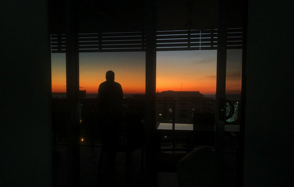 Darwin sunsets. Contemplative moment after a mammoth weekend calling and running @CarreraCupAus PR. Was a good 'un. #vasc #porsche #CarreraCupAus