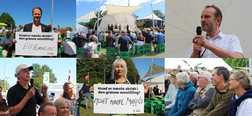 Tak for grønne oplevelser på #KlimaEnergiSammen - sir holdet bag @EnerginetDK @concitoinfo @CARE_Danmark @DrivkraftDK @ecocouncil_dk @DanskIndustri @greenpeacedk @klimaraadet @OlieGasDK @stateofgreendk @winddenmark @WWFdk @Vaekstfonden #fmdk