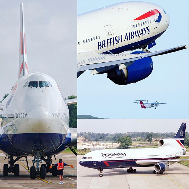 This week saw his birthday, Father's Day and 30 years of flying big bois for @british_airways. Well done Dad! #tristar #747 #777 http://bit.ly/2MTh10y