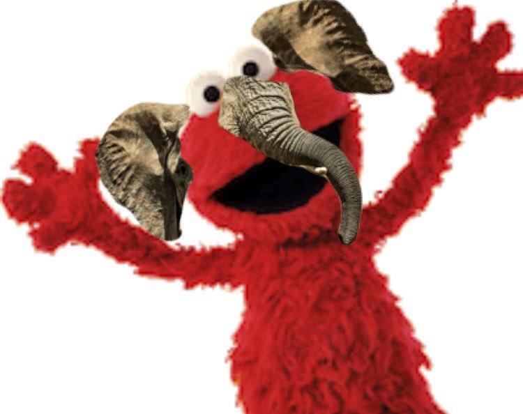 Nobody: Elmo the elephant: #loveisland <br>http://pic.twitter.com/nTNoecGXuF