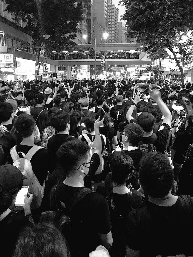 홍콩 힘내. #antiELAB #antiextraditionlaw #savehk #noextraditiontochina