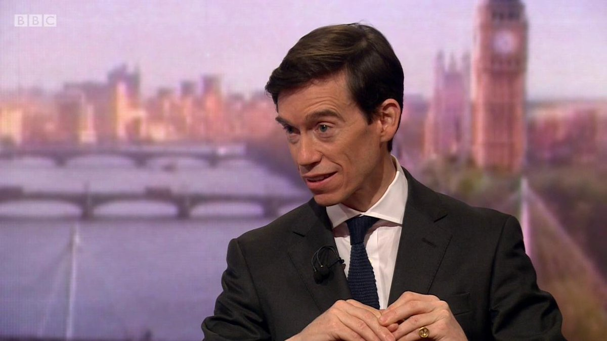 """On #Marr, Conservative Party leadership candidate Rory Stewart says that, if he becomes prime minister, """"50,000 people"""" will get a phone call or a letter in """"late July"""" asking if they're """"available"""" to solve #Brexit in a """"citizens' assembly"""" bbc.in/2KRUFtL"""