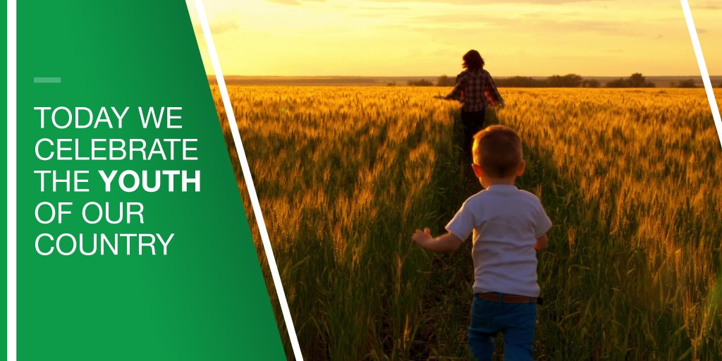 We believe in our future and in the growth of our nation, and today, that is why we celebrate the youth of our country.  Happy Youth Day!  #growth #agriculture #youthday2019 #happyyouthday #syngentasa https://t.co/LrDodAmNab