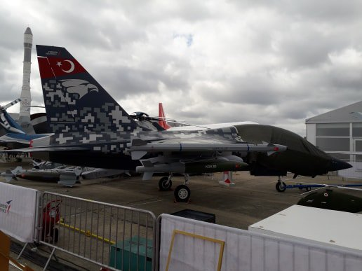 فرنسا تستعد لاستضافة معرض باريس للطيران 2019 D9LiFj1XkAE1DuC