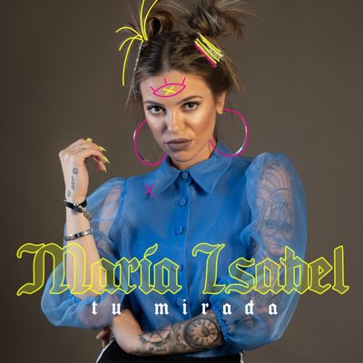 María Isabel >> single 'Me enseñaste' D9Lk2PcX4AE0C_S