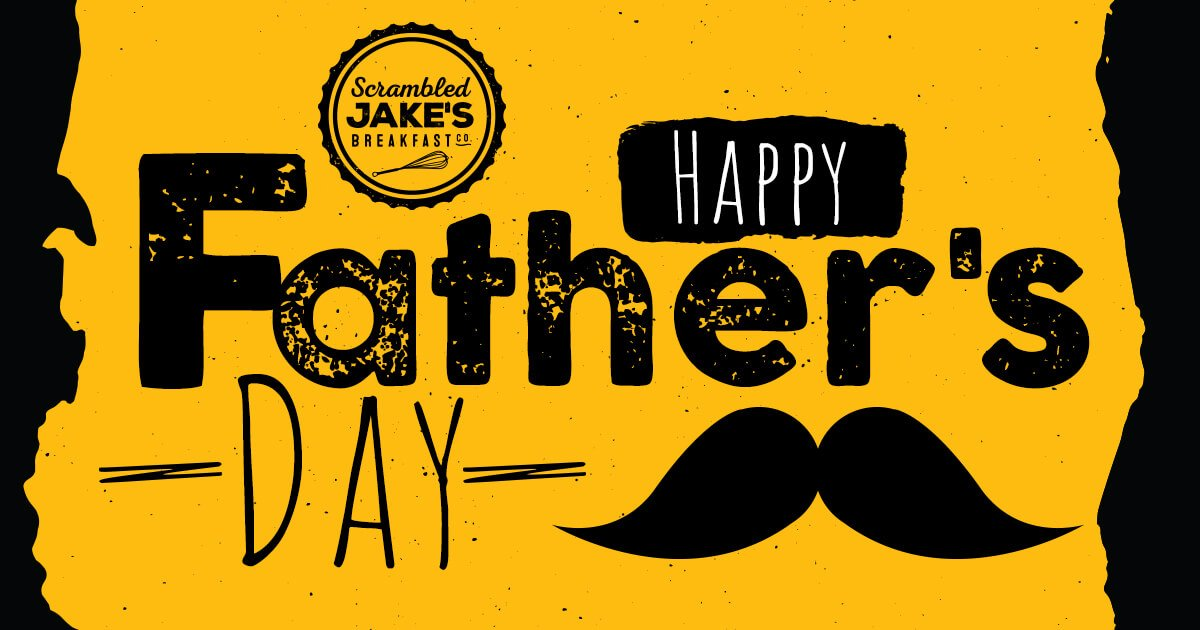 Happy Father's Day from everyone at Scrambled Jake's. Start your special day with a celebratory breakfast cocktail #Knoxville https://gosdpros.com/2fU6QWr