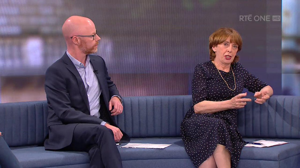 Image for the Tweet beginning: @RoisinShortall from the #twip panel