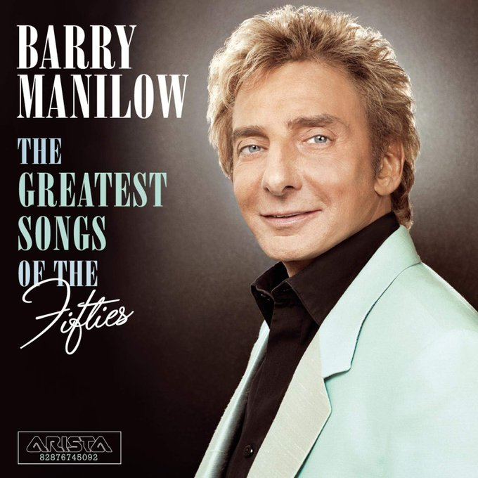 "June 17:Happy 76th birthday to singer,Barry Manilow (""I Write The Songs\"")"