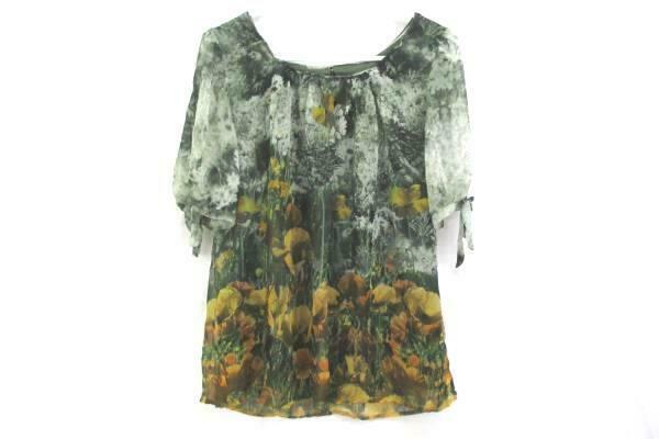(eBay Ad) DRESSBARN Women Earth Tones Poppy Flowers Lined Peasant Top Shirt Blouse Size 1X https://t.co/dCrdH0cSHQ https://t.co/b7oRImZAHp