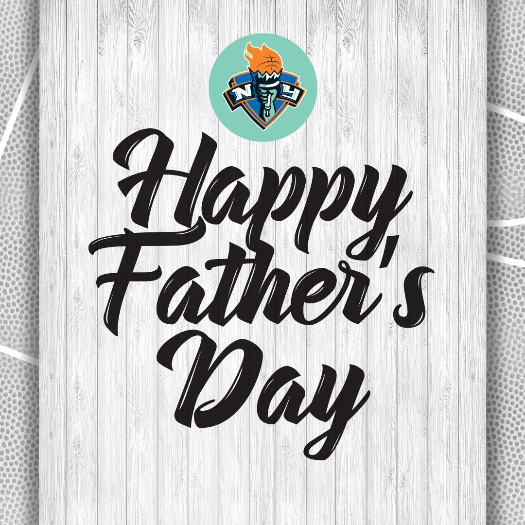Thank you to all the dads who coach their children through life, encourage them to shoot their shot and inspire them to #DREAMLOUD. #HappyFathersDay! 🗽