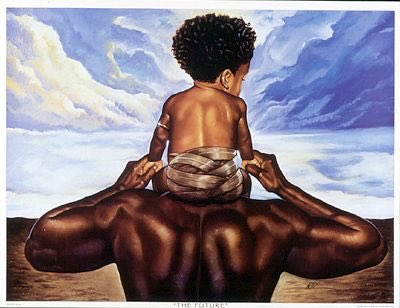 """#HappyFathersDay  Love this picture """"The Future"""" by Kevin Williams"""