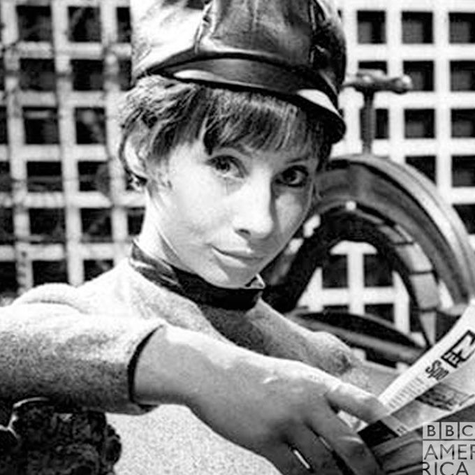 Happy birthday to Carole Ann Ford, who played the Doctor\s granddaughter Susan!