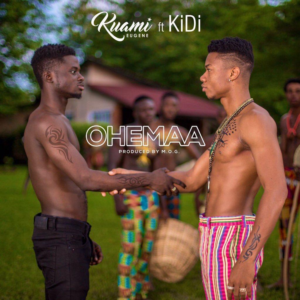 It's Finally Here!!!!!!!!  @KuamiEugene - OHEMAA ft @KiDiMusic Drops This Wednesday!!!!!! #RockStar💫#Music #GhanaMusic #Accra #Sugar #SugarMovie