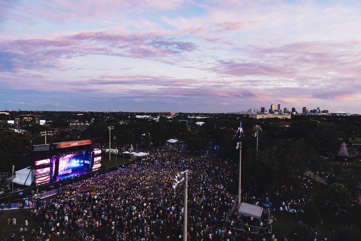 Voodoo Festival 2021 lineup