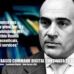 Image for the Tweet beginning: NJ-based 'Command Digital' is on