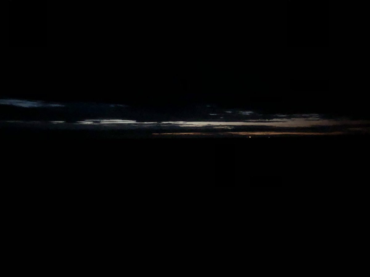 Our ship is sailing in Hokkaido.   北海道を航行中。  02:50時で東の空が明るくなってきた。  北国の朝は早いなぁ。  #breakingdawn #hokkaido #cruise #officer #sailor #seamenslife #roroship #rorovessel #carcarriervessel #lifeonship #夜明け #北海道 #航行中