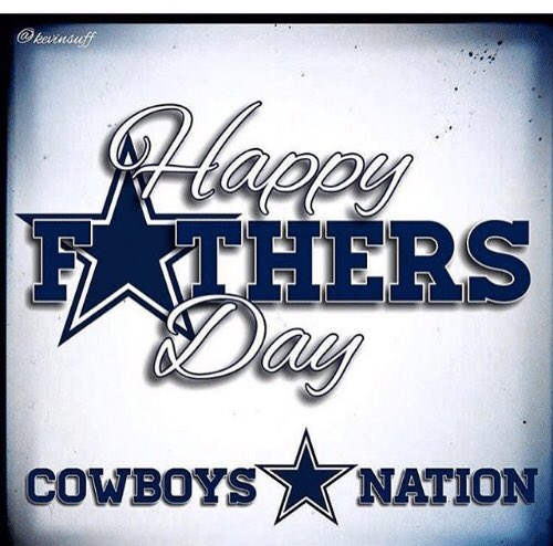 RT @mccloskeyben: #HappyFatherDay to all the great dads of #Cowboynation 🙌🏼 ✭ https://t.co/sJFzz3LfF7